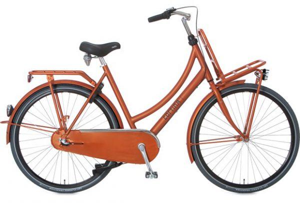 Cortina U4 3v Oranje